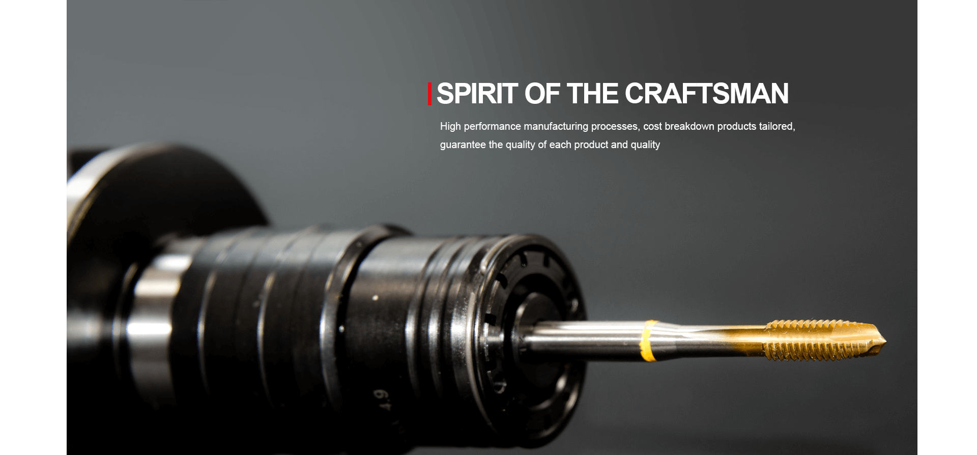 Spirit Of The Craftsman
